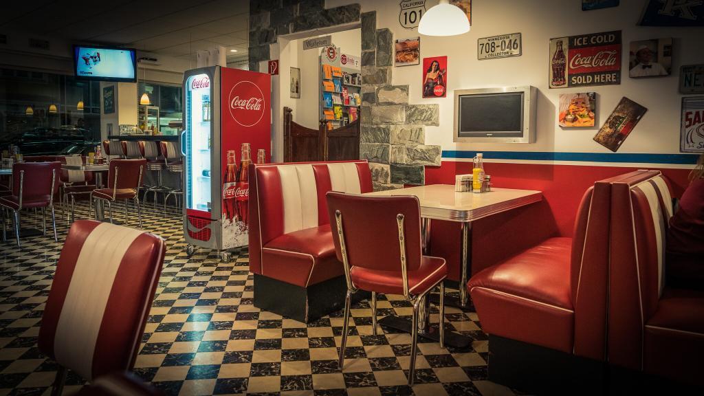 Jones K S Original American Diner Das Jungste Gericht